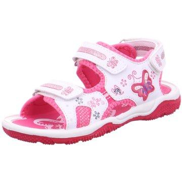 Hengst Footwear Offene Schuhe weiß