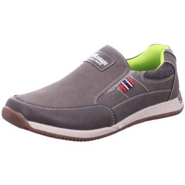 Hengst Footwear Slipper grau
