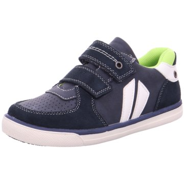 Softwaves Klettschuh blau