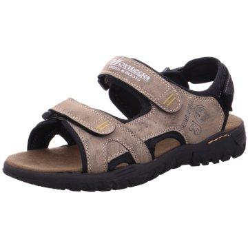 Hengst Footwear Bequeme Sandalen braun