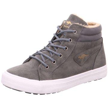 KangaROOS Sneaker HighKaVu I grau