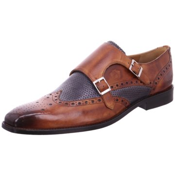 Melvin & Hamilton Business Slipper braun