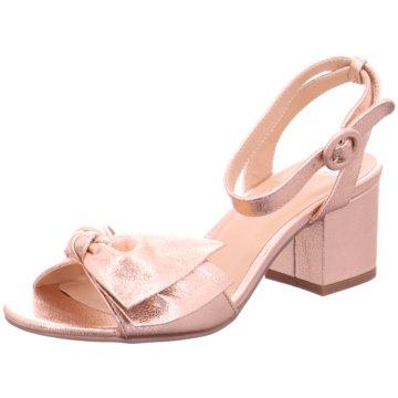 SPM Shoes & Boots Modische Sandaletten gold