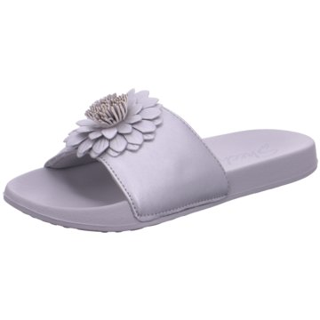 Skechers Pool Slides grau