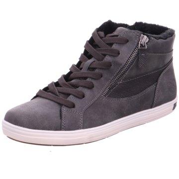 Idana Sneaker High grau
