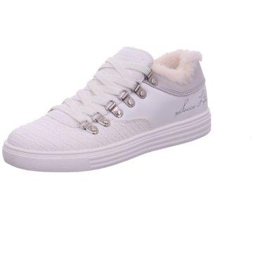 Soccx Sneaker Low weiß