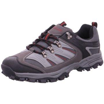 Hengst Footwear Outdoor Schuh grau