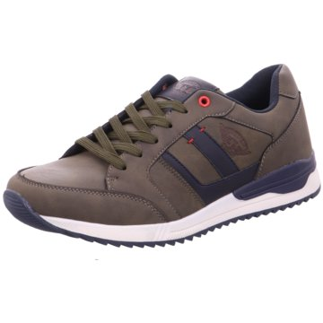 Hengst Footwear Sneaker Low braun