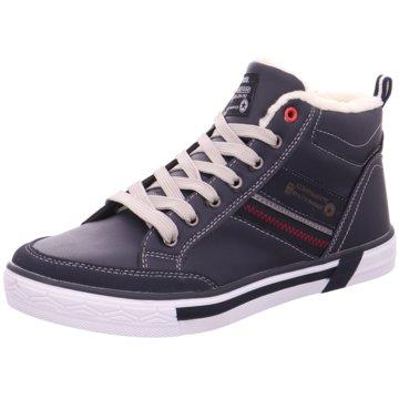Hengst Footwear Sneaker High blau