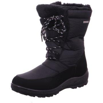 Hengst Footwear Winterstiefel schwarz