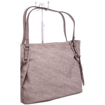 Tom Tailor Handtasche beige