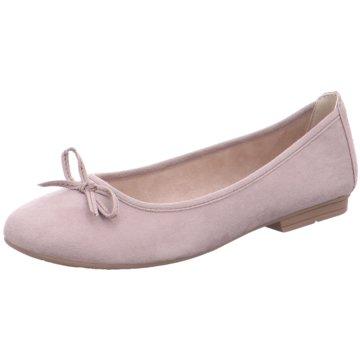 Jana Klassischer Ballerina beige