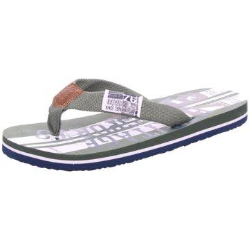 Hengst Footwear Offene Schuhe grün