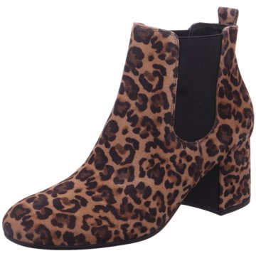 Paul Green Chelsea BootLeopardino Sahara animal