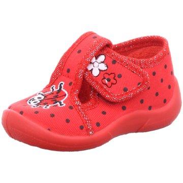Fischer Schuhe Spangenschuh rot