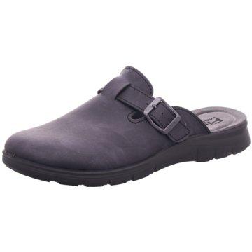 Fischer Schuhe Clog grau