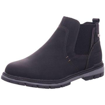 Pep Step Chelsea Boot schwarz