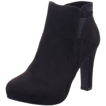 Idana Ankle Boot schwarz
