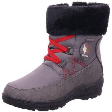 Hengst Footwear Komfort Stiefelette grau