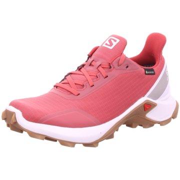 Salomon Trailrunning rosa