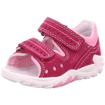 Superfit Sandale pink