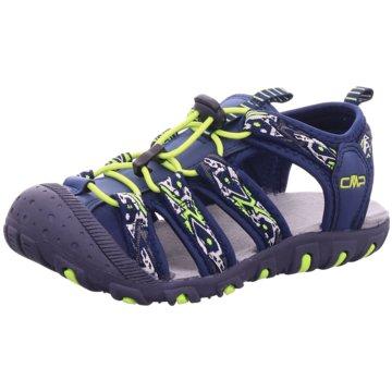 CMP F.lli Campagnolo Offene Schuhe blau
