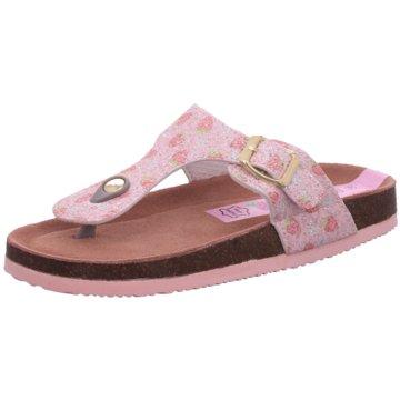 Hengst Footwear Zehentrenner rosa
