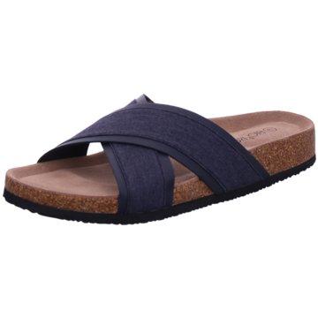Hengst Footwear Pantolette blau