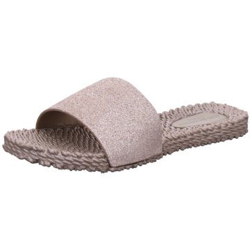 Ilse Jacobsen Pool Slides beige