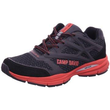 Camp David Outdoor Schuh schwarz