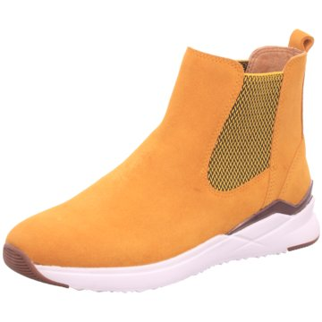 Wolky Chelsea Boot gelb