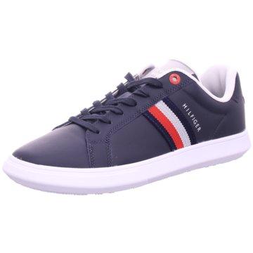Tommy Hilfiger Sneaker LowEssential cupsole blau