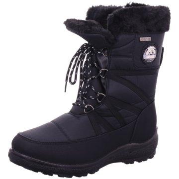 Hengst Footwear Winterboot schwarz