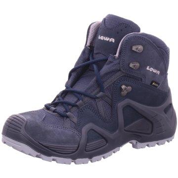 LOWA Outdoor SchuhZ-8S GTX - 310664 blau