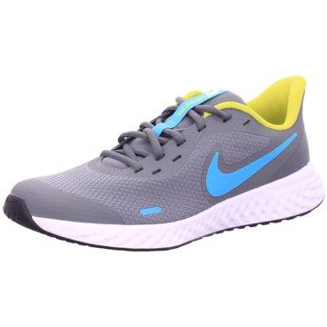 Nike Sneaker LowREVOLUTION 5 - BQ5671-019 grau