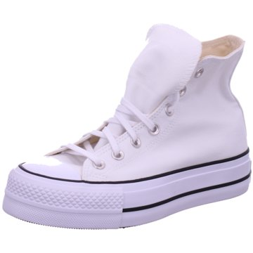 Converse Sneaker LowCHUCK TAYLOR ALL STAR LIFT weiß