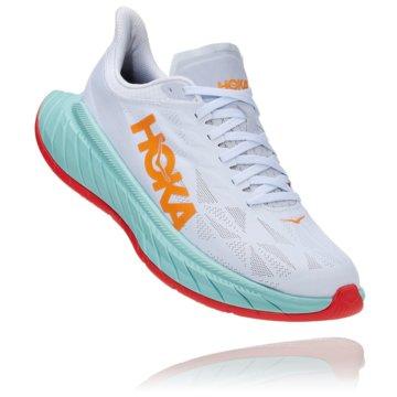 Hoka RunningCARBON X 2 - 1113527 weiß