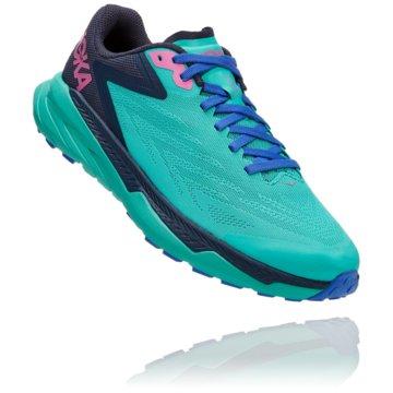 Hoka TrailrunningW ZINAL - 1119400 blau