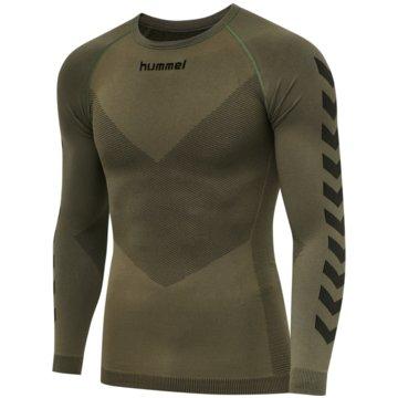 Hummel UntershirtsFIRST SEAMLESS JERSEY L/S - 202638 lila