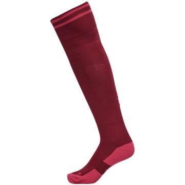 Hummel Hohe SockenELEMENT FOOTBALL SOCK - 204046 rot