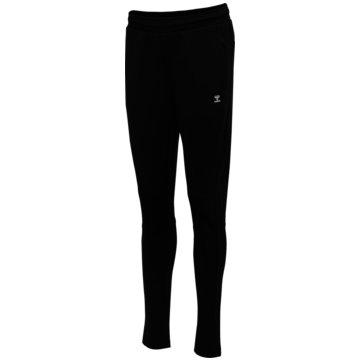 Hummel Lange HosenhmlESSI TAPERED PANTS - 206266 schwarz