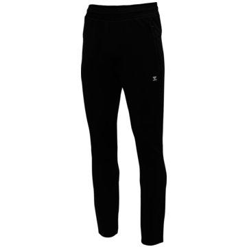 Hummel Lange HosenhmlTROPPER TAPERED PANTS - 206273 schwarz