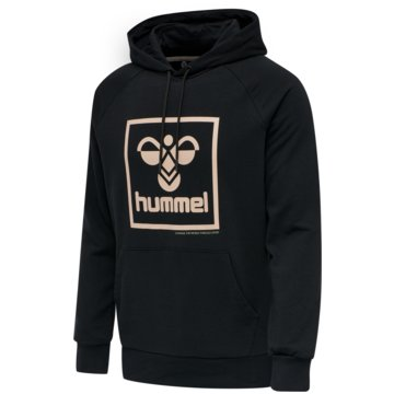 Hummel HoodieshmlISAM HOODIE - 206521 schwarz