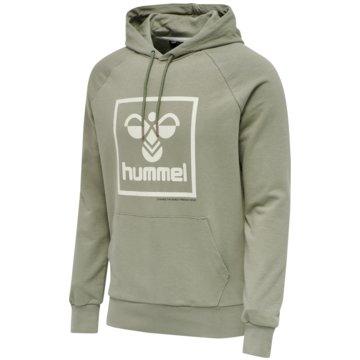 Hummel HoodiesISAM HOODIE - 206521 grün