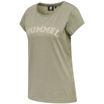 Hummel T-ShirtshmlCYRUS T-SHIRT - 211384 grün