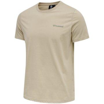 Hummel T-ShirtsTORONTO T-SHIRT - 211389 beige