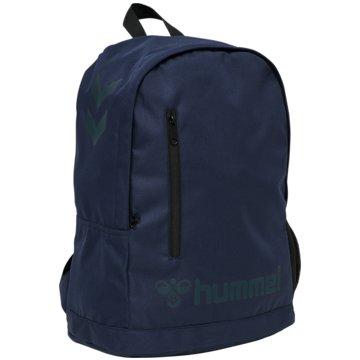 Hummel TagesrucksäckehmlACTION BACK BAG - 211515 blau