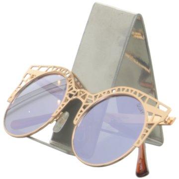 Quay Sonnenbrillen gold