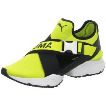 Puma Top Trends Sneaker gelb