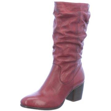 SPM Shoes & Boots Klassischer Stiefel rot